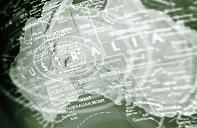 australia map  x