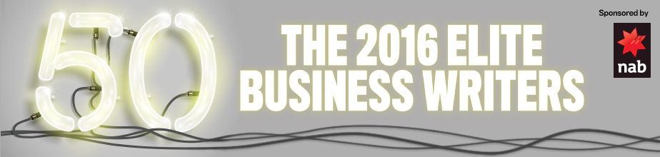 Elite Business Writers 2016 Report