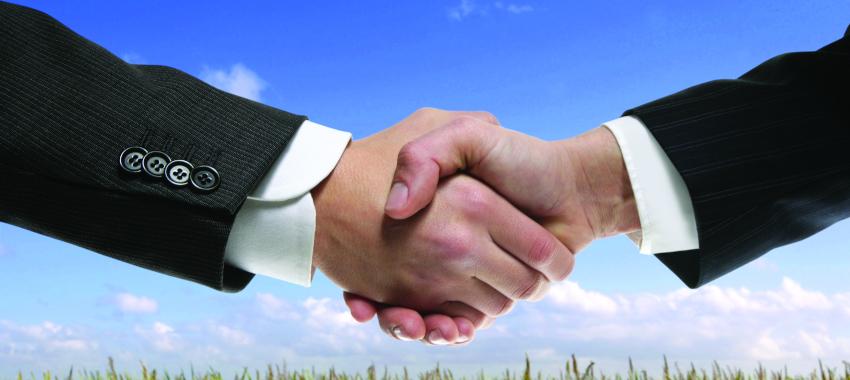 handshake new