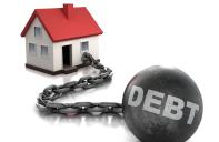 housing debt  x