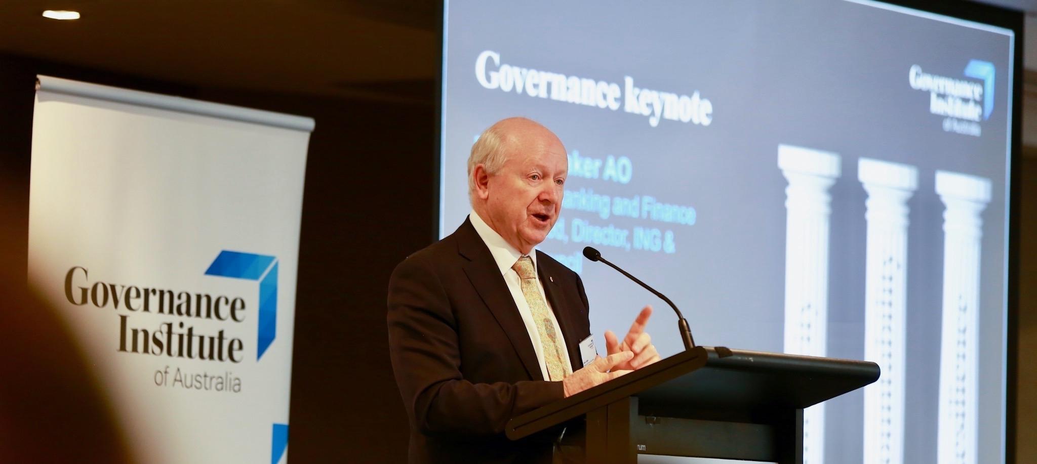 john laker   governance and risk management forum