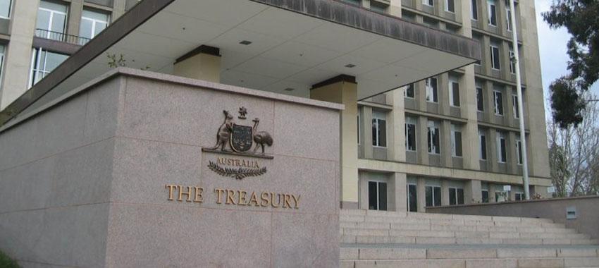 australia treasury ta