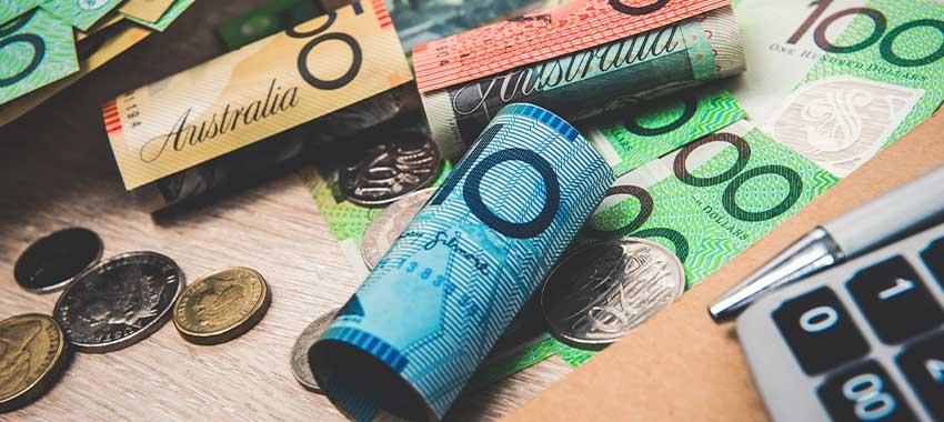 australian cash coins ta