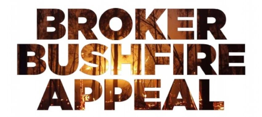 broker bushfire appeal