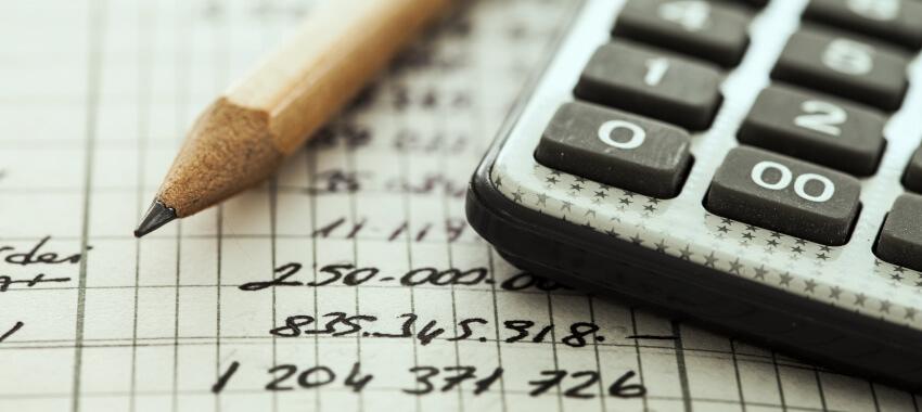 calculator numbers ta