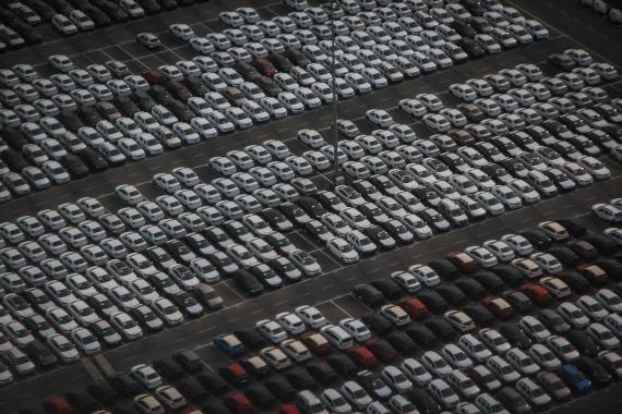 car lots