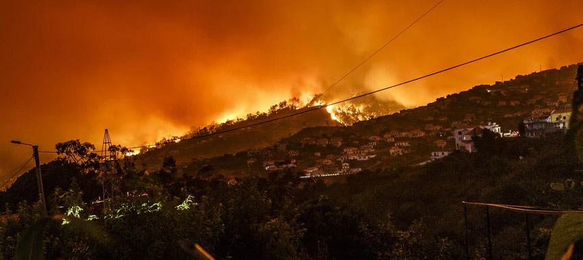 climate change bushfire ta
