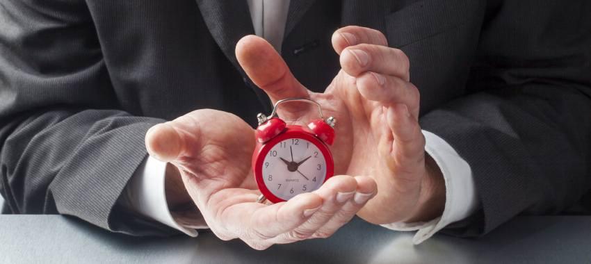 deadline broker time ta