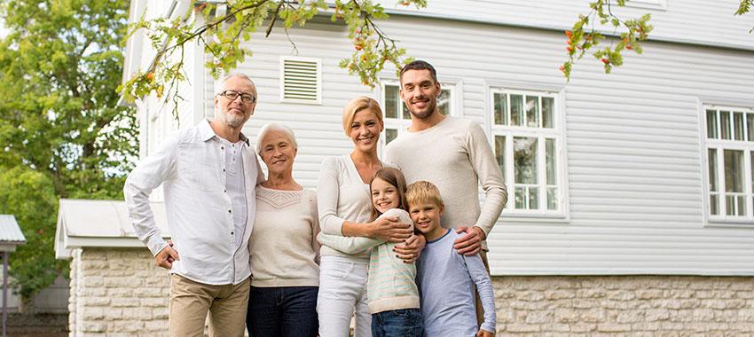 family house ta