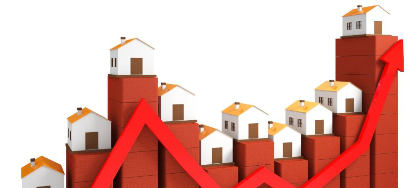 fluctuation house price