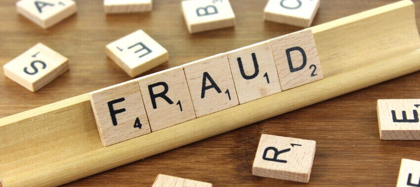 Fraud warning to brokers