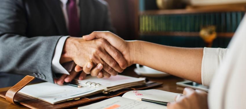 handshake deal partners ta