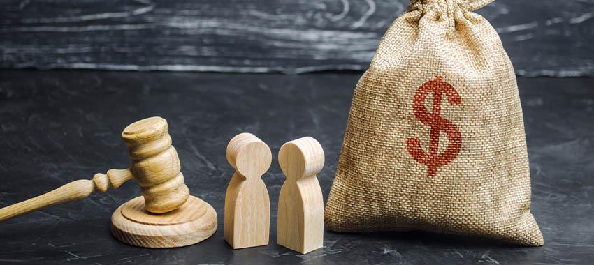 money bag gavel brokers ta