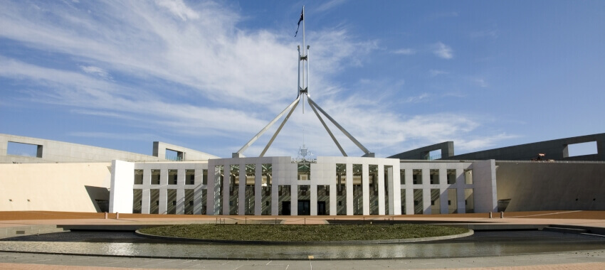 parliament house ta
