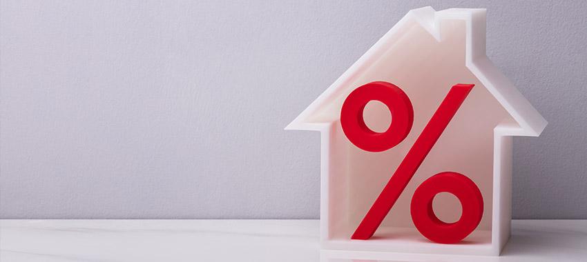 percentage home ta