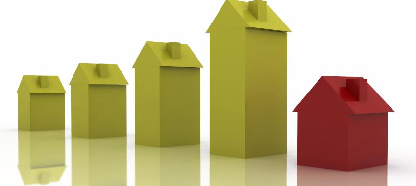 property prices fall