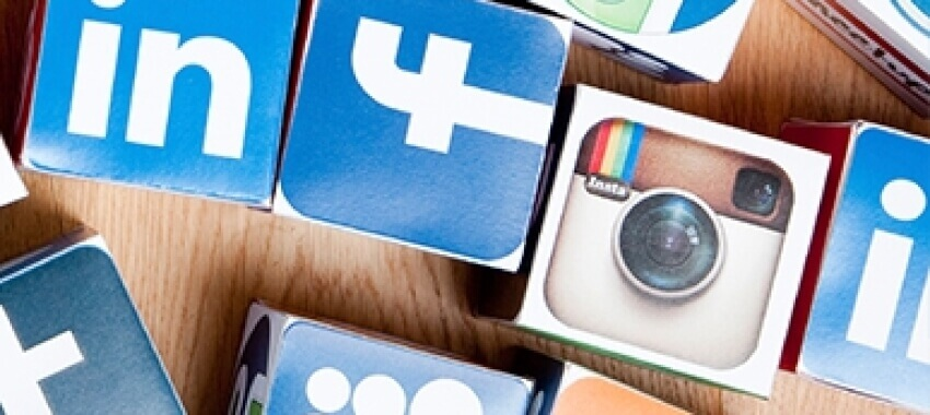 Social media, Instagram, digital marketing, brokers, online