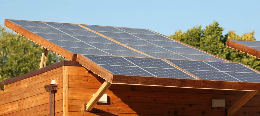 solar panels ta