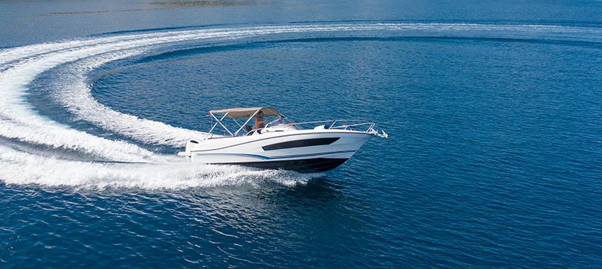 speed boat ta