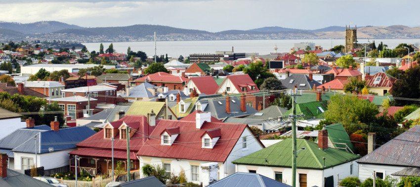 tasmania houses