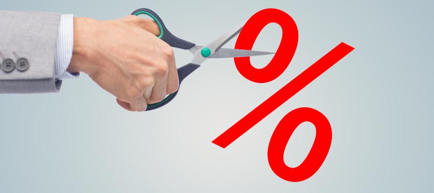 tax rate cut ta
