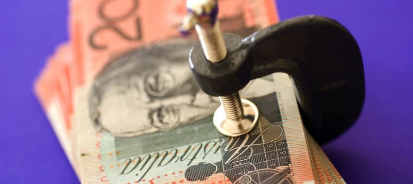 tight lending cash ta