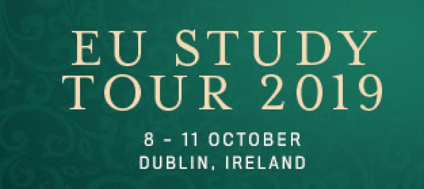 eu study tour logo