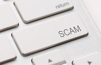 scam online  x