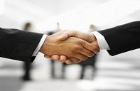shaking hands  x
