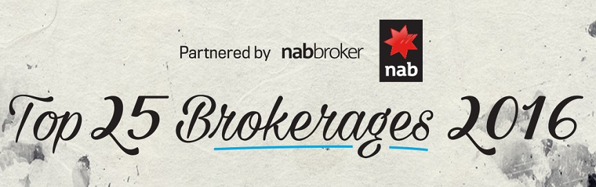 Top 25 Brokerages 2016 Ranking