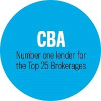 Number one lender, Top 25 Brokerages 2016
