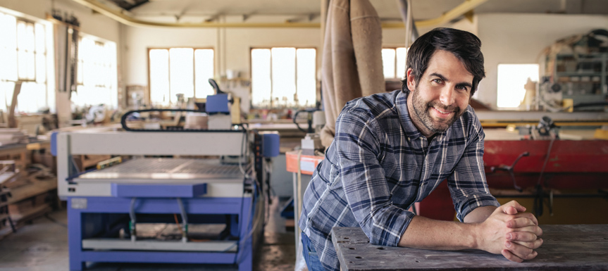 big boost for small business
