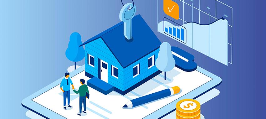 digitising mortgages