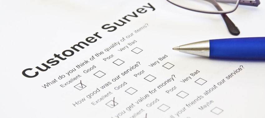 survey customers