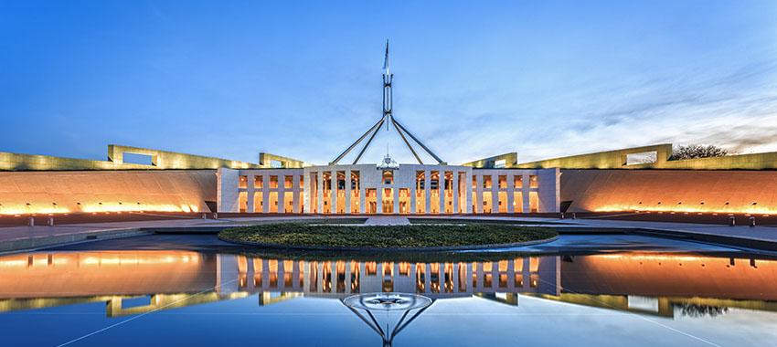 parliament house new ta