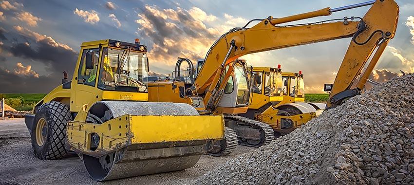 construction equipment ta