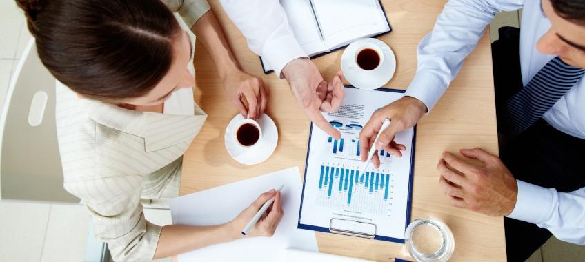 finance meting
