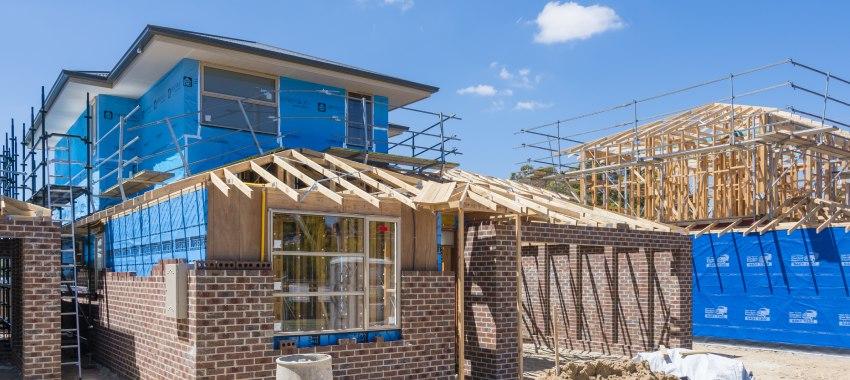 house construction new ta