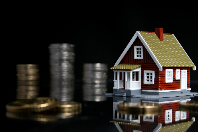 houseand money