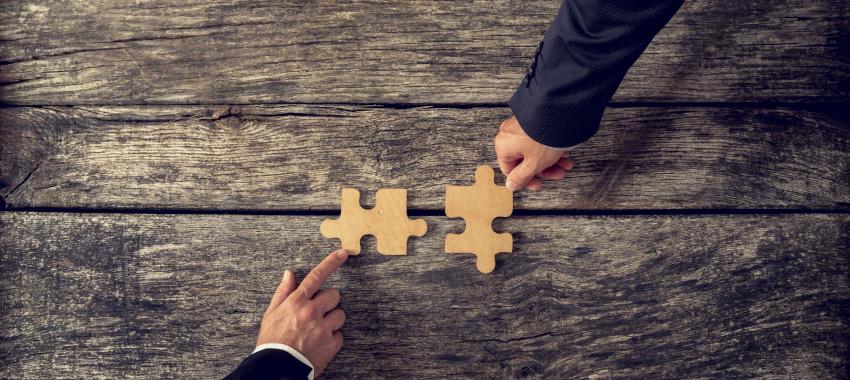 merger puzzle