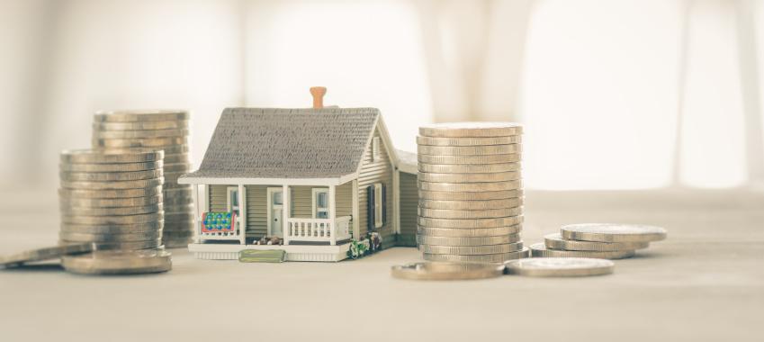 mortgage money house