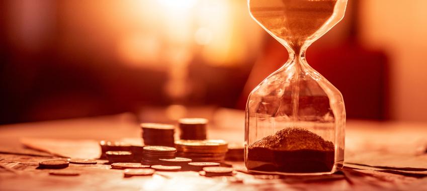 time clock money