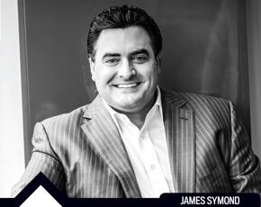 CEO James Symond