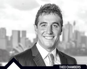 Shore Financial Theo Chambers