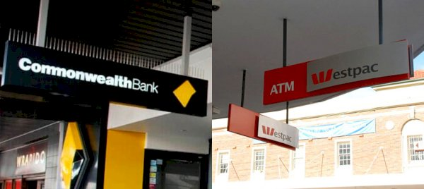 CBA and Westpac