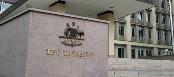 The Treasury ta