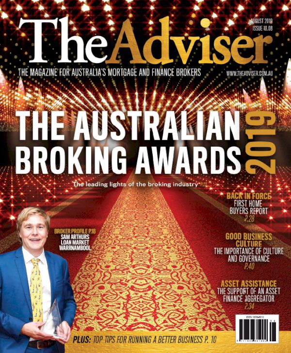 The Adviser magazine latest issue