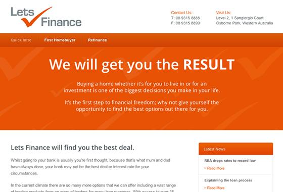lets finance